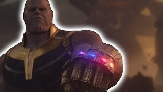 WHY Thanos Didn't Kill Any Of The Avengers - Infinity War Explained