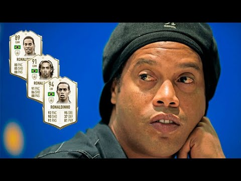 Ronaldinho to be Removed from FIFA 20?