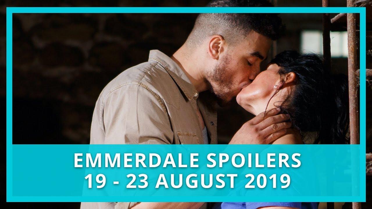 Emmerdale spoilers: 19 - 23 August 2019