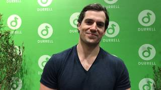 Henry Cavill  Nterview At The 2019 Durrell Challenge