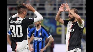 انتر ميلان 1-2 يوفنتوس | يوفنتوس يخطف الصدارة من انتر | الدوري الإيطالي |  الجولة 7