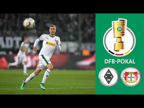 Borussia M'gladbach Vs  Bayer 04 Leverkusen ᴴᴰ 31.10.2018 - DFB-Pokal 2018/19  | FIFA 19