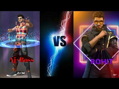 Download Aj~Boss vs ROHIT IN CUSTOM card