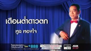 เพลง เดือนต่ำดาวตก - ทูล ทองใจ [ Official Audio ]