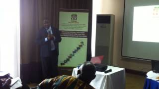 NUCAFE Executive Director's Intro at POLICY DIALOGUE
