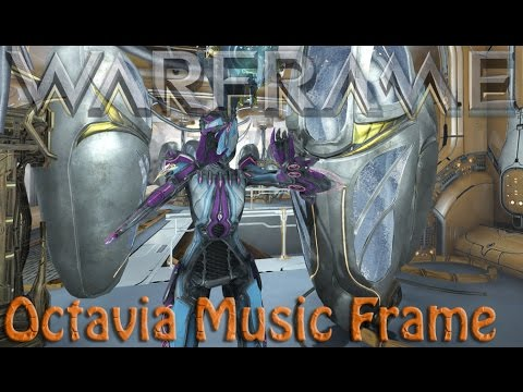 Warframe - Octavia Music Frame
