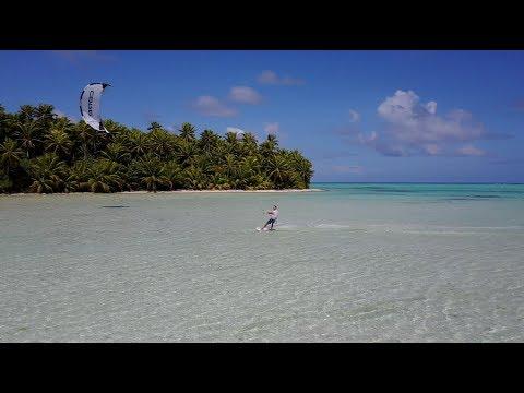 Core Kiteboarding - French Polynesia 2017