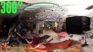 Space Between: Behind the Scenes   360°   Descendants 2