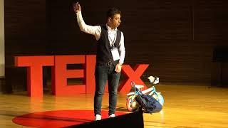 Kutup Yıldızı   Caner Palandökenler   TEDxYouth@ATA