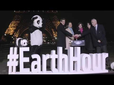 Earth Hour 2016 At A Glance