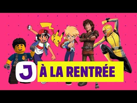 RENTRÉE 2020 - De nouveaux héros sur Canal J !