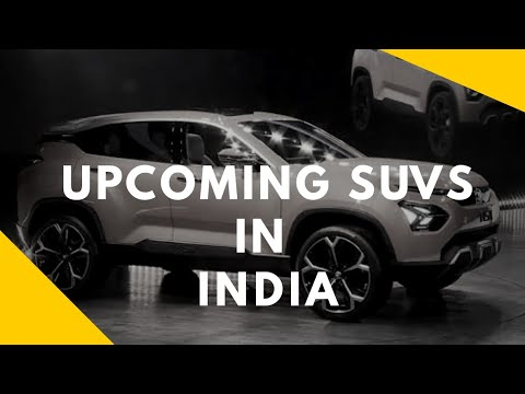 Upcoming SUVs in India (2017)