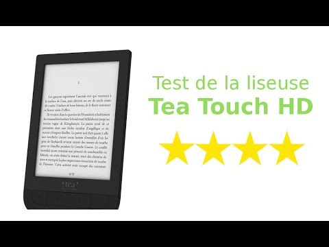 LISEUSE TEA TOUCH HD