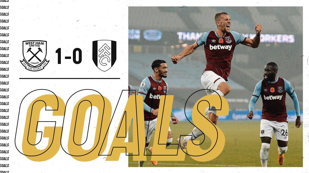 GOALS | WEST HAM UNITED 1-0 FULHAM