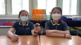P03 香港四邑商工總會新會商會學校 - 提醒社交距離