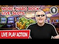 🔴 MORE. HARD ROCK. LIVE. SLOTS. 🌞 REAL Casino, BIG Money, HUGE Jackpots (Hopefully!)