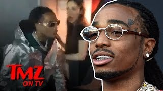 Quavo Gets Into Heated Altercation at Paris Fashion Week Party | TMZ TV