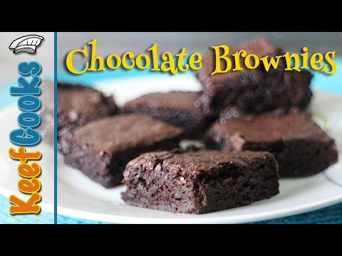 How To Make Chocolate Brownies Using Cocoa