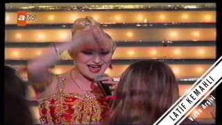 Güllü Oryantal Dans Show Dansöz 1998 Yılbaşı Atv Kaset 12