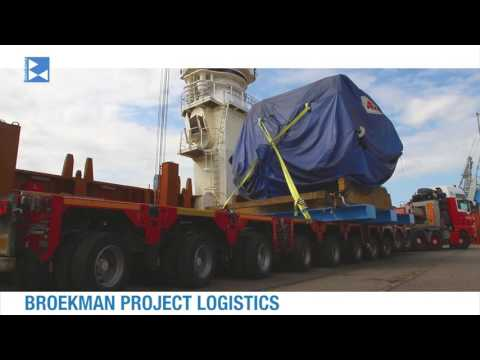 Broekman Project logistics