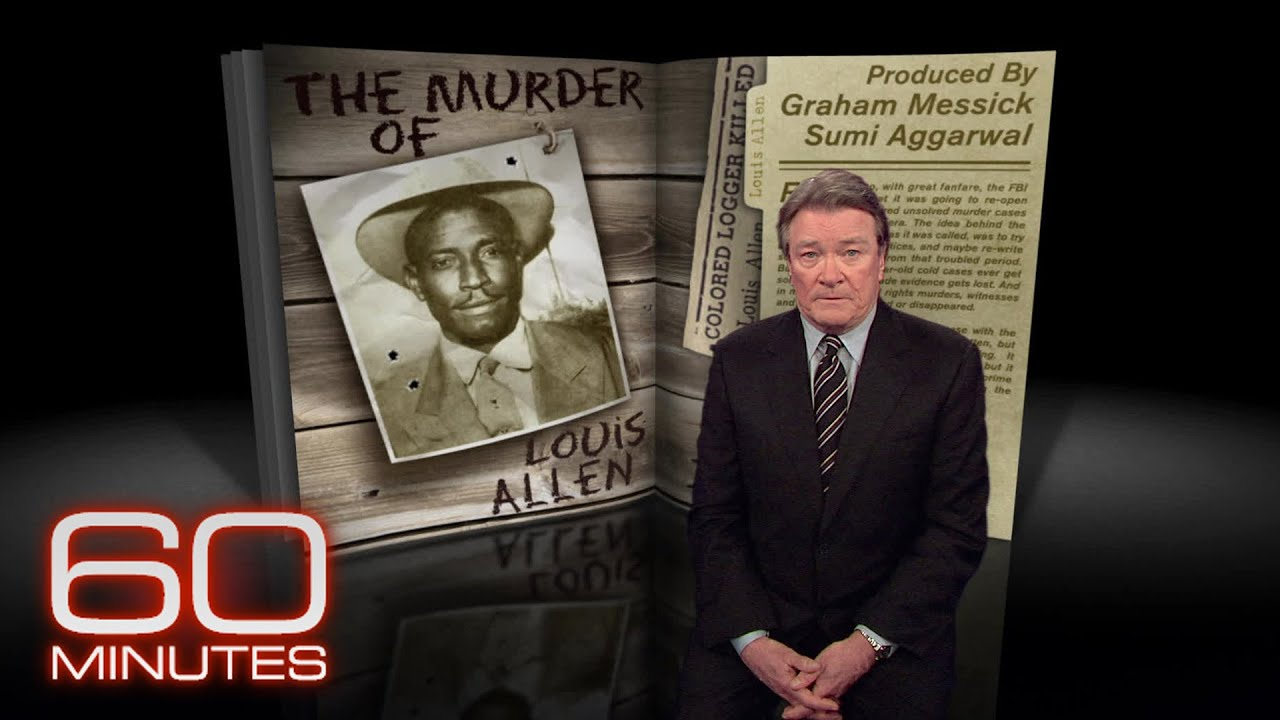 Revisiting the murder of Louis Allen