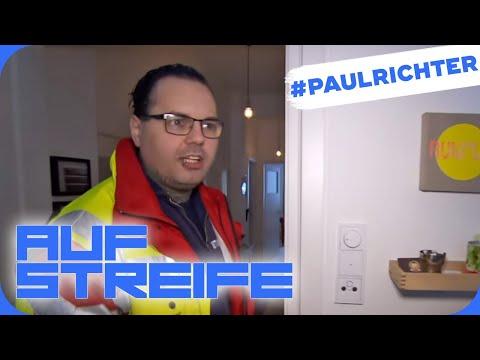 'Wer bist du denn du Vogel!' - Sanitter pbelt rum! | #PaulRichterTag | Auf Streife | SAT.1 TV