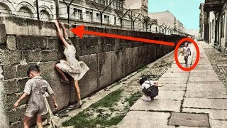 How These 8 People Escaped the Berlin Wall