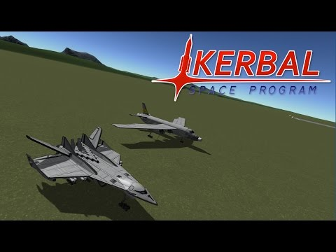 Subscriber Designs - Hypersonic Bombers - Kerbal Space Program