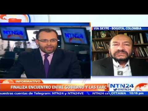 """""""Lo importante es que las FARC efectivamente se desarmen"""": Alfredo Rangel senador"""