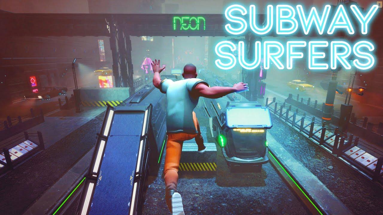 Subway Surfers Remastered