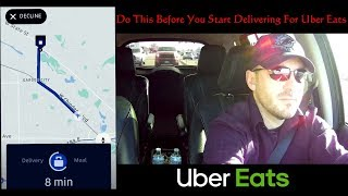 Watch This Before You Start Delivering For Uber Eats. 2019 Uber Eats Training Video