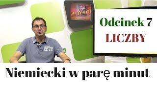 Niemiecki w parę minut - odcinek 7 - liczby - gerlic.pl