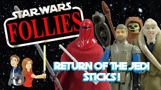 Star Wars Follies: Kenner's Epic Return of the Jedi Fail - Vintage Toy Review
