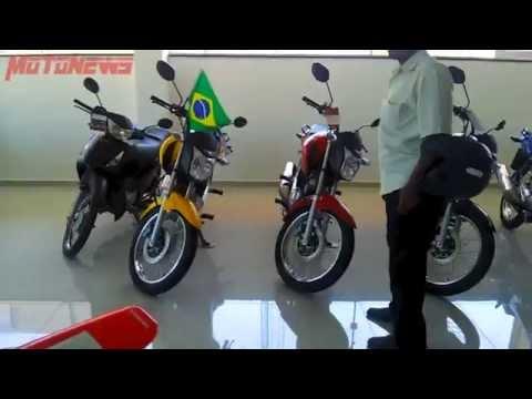 PREÇOS HONDA BIZ, TITAN, BROS E XRE - MOTONEWS