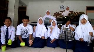 Kreatifitas Musik Ansambel (SMPN 1 Banjar Kelas VIII C)