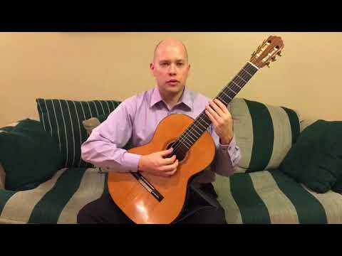 How Do You Play Pizzicato on Classical Guitar?
