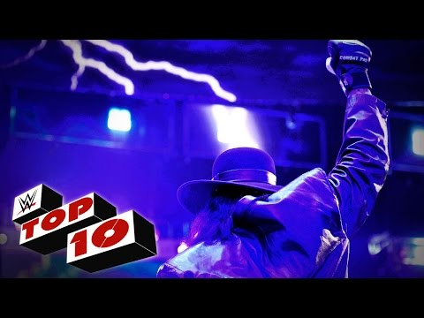 Thumbnail: Top 10 Raw moments: WWE Top 10, Jan. 9, 2017