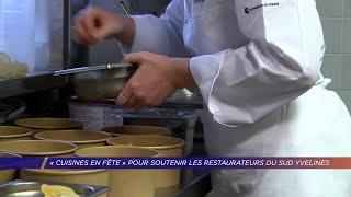 Yvelines | «Cuisines en fête» pour soutenir les restaurateurs du Sud Yvelines