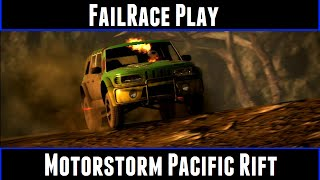 FailRace Play Motorstorm Pacific Rift