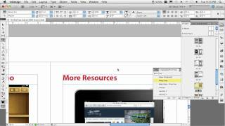 Creating an iBook (ePUB) for the iPad with InDesign CS5