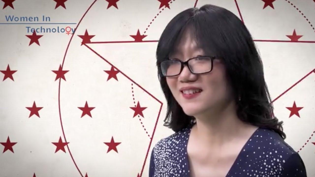 Huawei's 5G Lady