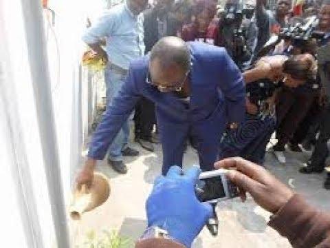 Congo-Brazzaville: Les enfants du Pool crient haro sur Parfait KOLELAS 1/2