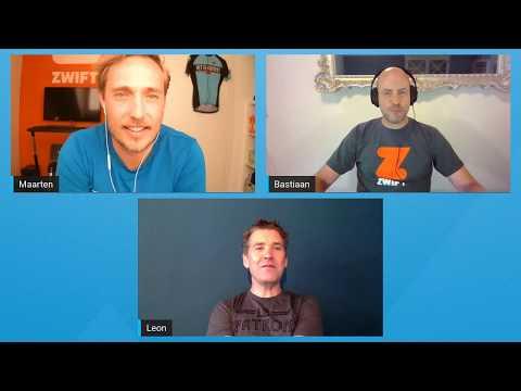 HiK TV #2: Zomerse Zwiftspecial met Leon van Bon