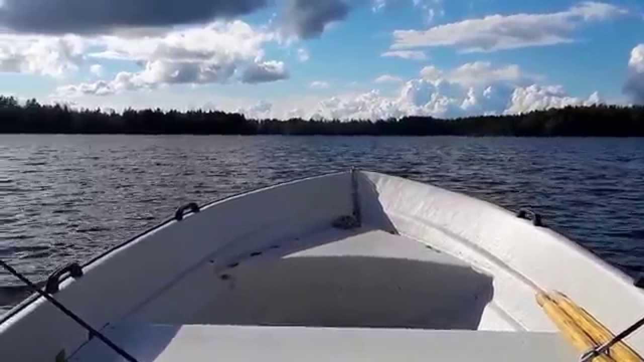 elmotor båt test