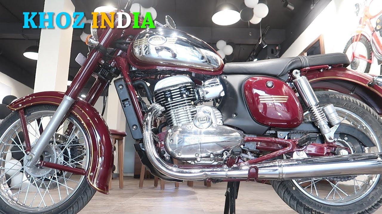 Jawa Bikes Price Features Finance Kolkata Youtube