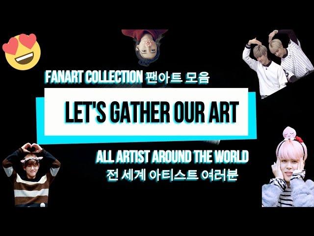 Our FanArt Collection 팬아트 모음 [한글+عربي CC ]