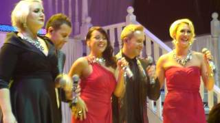 Steps Live at Sheffield City Hall 01/12/12 'Say You'll Be Mine'