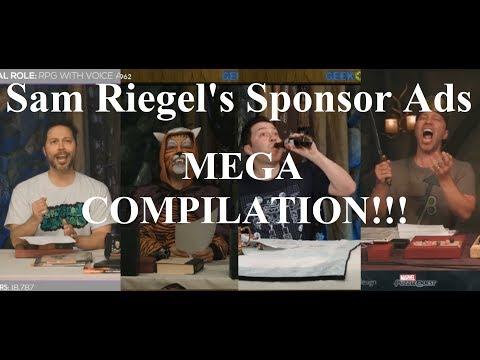 Sam's Sponsor Ads MEGA COMPILATION!!! Campaign 1