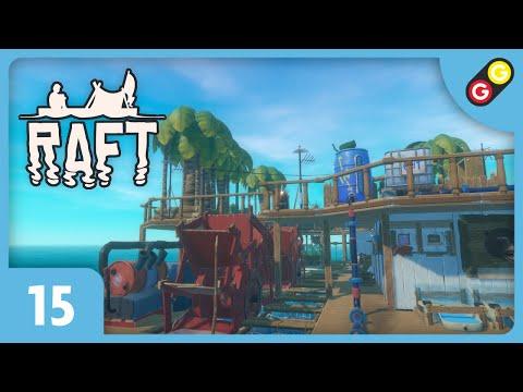 Raft #15 Peinture et eau courante ! [FR]