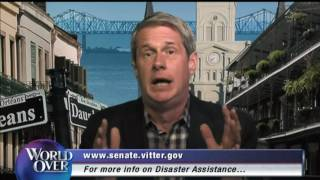 World Over - 2016-08-25 – Louisiana Flood Response, Sen. David Vitter with Raymond Arroyo